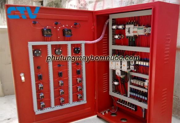 Tủ điện cho hệ thống máy bơm PCCC